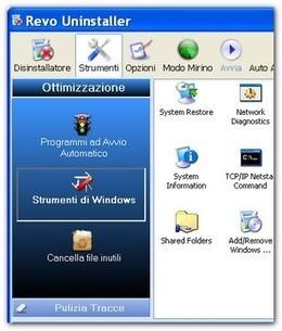 Revo Uninstaller Freeware - Disinstallare programmi e ottimizzare Windows | programmigratis | Scoop.it