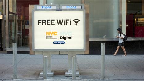 New York réinvente ses cabines téléphoniques | Design de politiques publiques | Scoop.it
