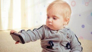 Des bébés ultraconnectés | Veille Hadopi | Scoop.it
