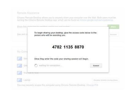 Accédez à n'importe quel ordinateur depuis votre Chromebook   Google Chrome (FR)   Scoop.it