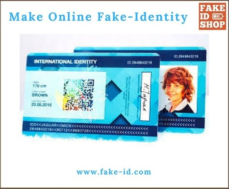 fake id review in online shop for fake id cards scoop it