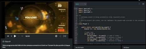 Les 5 plateformes pour apprendre à coder gratuitement | Web2.0 et langues | Scoop.it