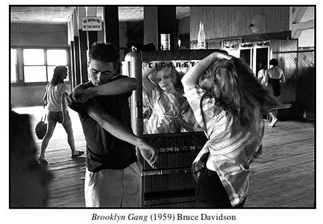 Inspiration - Bruce Davidson | Pixiq | Photography and society | Scoop.it