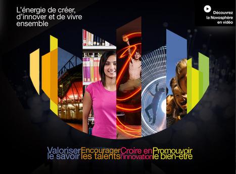 Rennes - Novosphère | Cabinet de curiosités numériques | Scoop.it