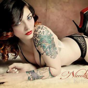 NICCOLA :: Inked Girls :: Tattooed Girls Model Search   Ink Inspired   Scoop.it