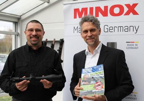Test minox ze universelles jagdzielfernrohr