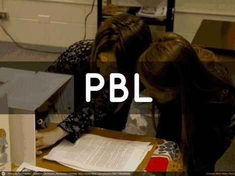 PLN, PBL, MOOC, APPR - Blended Learning, Flipped Classroom... | TIC, educación y demás temas | Scoop.it