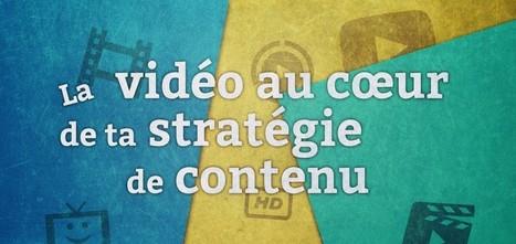La vidéo au cœur de ta stratégie de contenu - Blog du MMI | Communication digitale | Scoop.it