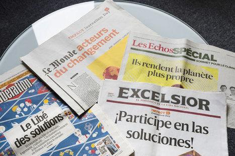 Le journalisme de solutions, révolution culturelle de l'info | New Journalism | Scoop.it