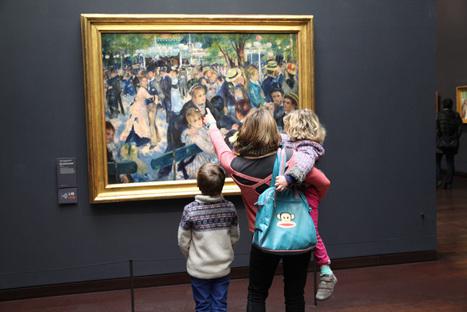 Pourquoi le public ne fréquente plus les grands musées parisiens | Internet Martinique | Scoop.it