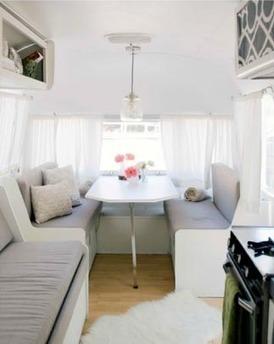 Idée déco : installer son bureau dans une caravane… | décoration & déco | Scoop.it