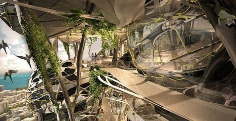 The Asian Cairns project transforms cities into an ecosystems - EcoChunk | Vertical Farm - Food Factory | Scoop.it