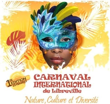 Gabon: 23 février 2013, 1er carnaval international de Libreville ou bal masqué de collège ? | Actions Panafricaines | Scoop.it