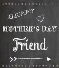 Happy Mothers Day For Friends And Family