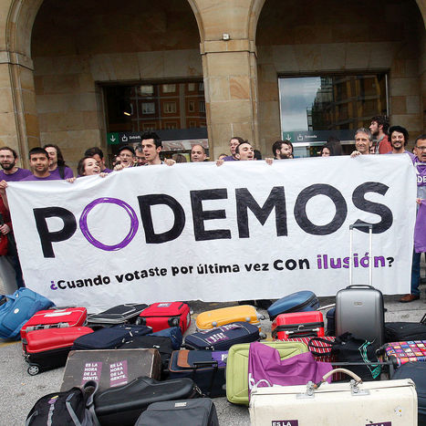 The Podemos Phenomenon: A New Left-Wing Party Has Transformed Spanish ... - VICE News | Pensamientos Alternados | Scoop.it