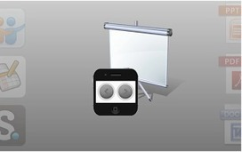 A Wonderful App for Remotely Controlling Your Presentations ~ Educational Technology and Mobile Learning | Elementary Technology Education | Scoop.it