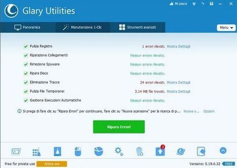 Glary Utilities ottimizza il tuo pc! | ComputerOptimization | Scoop.it
