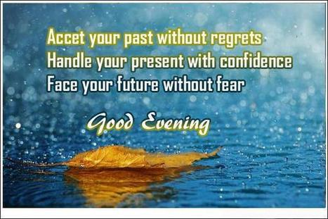 Sweet Good Evening Quotes Images In Hindi Telu