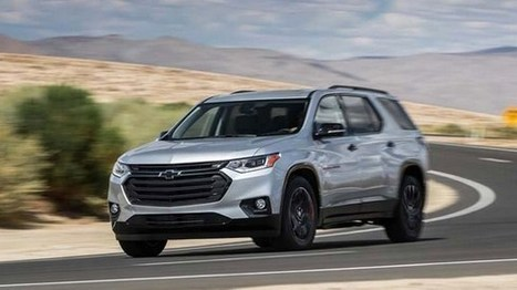 2020 Chevrolet Traverse Release Date And Price >> 2020 Chevy Traverse Release Date Price News