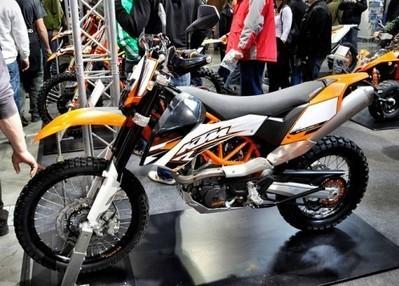 2012 KTM 690 Enduro R | motorcycles | Scoop.it