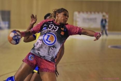 Marta Mangué ficha por el BREST Bretagne Handball (1+1) | Balonfemme | Scoop.it