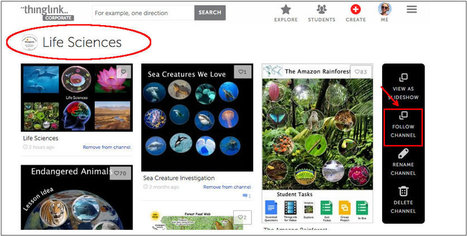 ThingLink Teacher Challenge Collect & Curate Incredible Content | 21st Century Research and Information Fluency | Scoop.it
