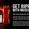 Build lean muscle mass, look ripped