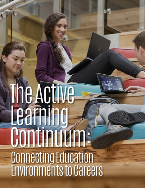 The Active Learning Continuum | STEM Education models and innovations with Gaming | Scoop.it