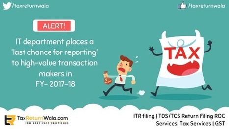 income tax' in TaxReturnWala | Scoop.it