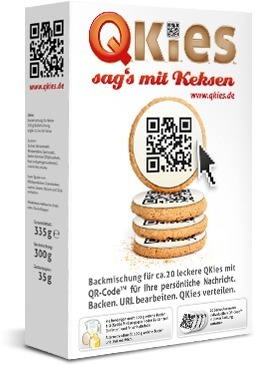 QKies – Sag's mit Keksen | QRiousCODE | Scoop.it