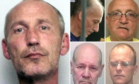 Revealed: The five murderers who were given life in jail - but were fr | News round the Globe especially unacceptable behaviour | Scoop.it