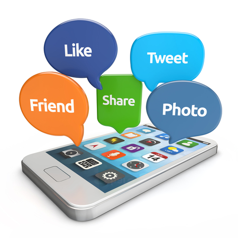 An Updated Guide to the Marketing in the Big 6 Social Networks | Web 2.0 journalism | Scoop.it