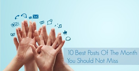10 Best Posts Of The Month You Should Not Miss | Mobile App Development | Scoop.it