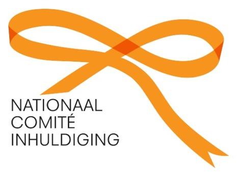 Oranje strik is het logo van de troonswisseling | Huisstijl | Scoop.it