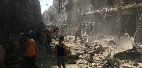 """""""Why don't we just bomb them?"""" 