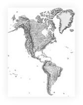 Shaded Relief Archive | Map@Print | Scoop.it