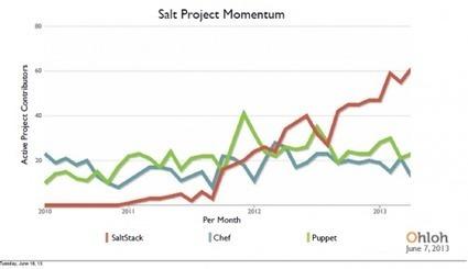 SaltStack is Gaining Momentum | DevOps in the Enterprise | Scoop.it