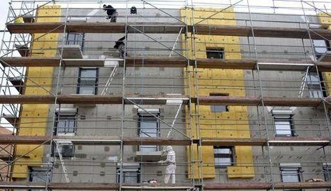La construction de logements en France n'en finit plus de chuter | Construction l'Information | Scoop.it