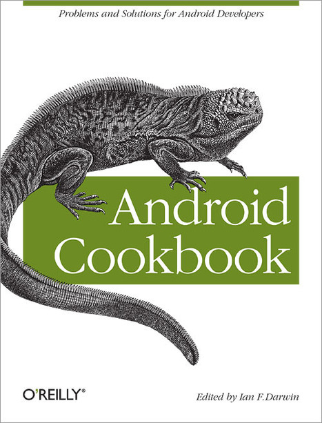 Les livres Android Open Source | WEBOLUTION! | Scoop.it