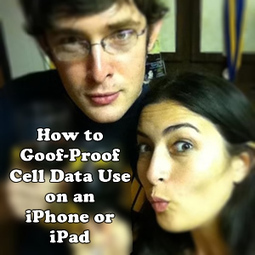 Frugal iPad and iPhone Cellular Data Use: Tips and Tricks | How to Use an iPhone Well | Scoop.it