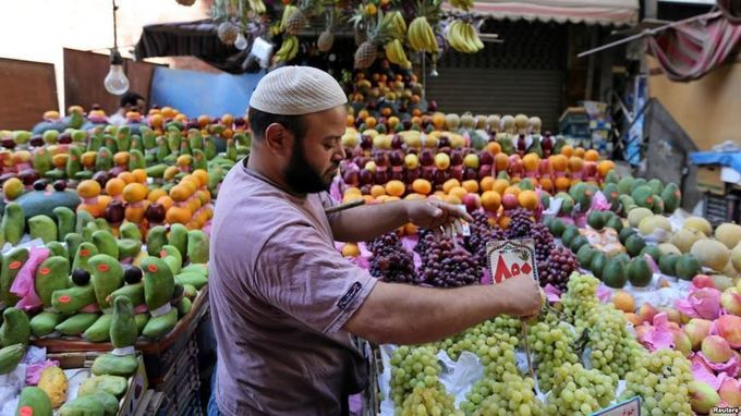 Egypt's Inflation Rate Drops to 13.6 % in 2018 | Egyptian Streets