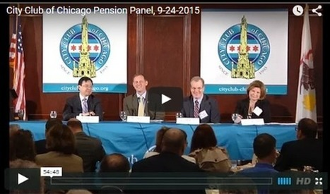 History of the Illinois Pension Crisis Could Be Learning Moment - Huffington Post | Illinois Legislative Affairs | Scoop.it