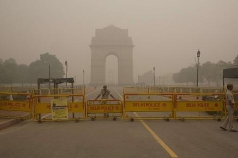 L'Inde prépare un plan d'urgence contre la pollution   Nature to Share   Scoop.it