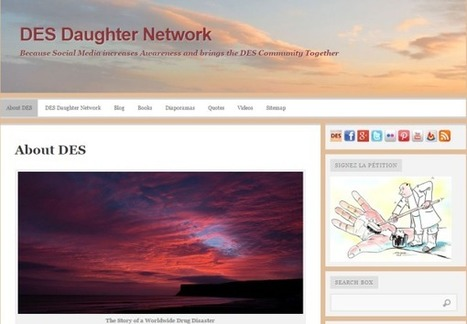 DES Daughter Network - Invest in a Cause | Promote4you | Scoop.it