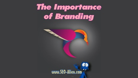 The Importance of Branding - Online and Offline | Allround Social Media Marketing | Scoop.it