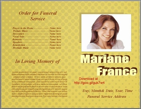 free funeral memorial program templates for france microsoft word 2007 2010 funeral program templates