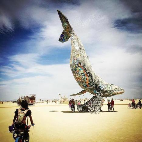 Burning Man Dreams – Gallery (Part 1) | World of Street & Outdoor Arts | Scoop.it
