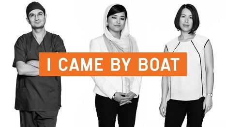 'I Came By Boat' campaign wants you to look at refugees differently | Zeitgeist | Scoop.it
