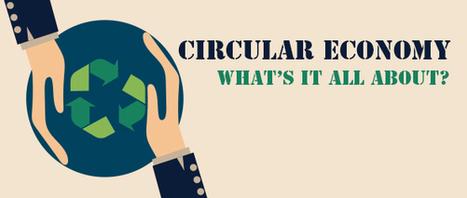 Taula rodona: Cap a l'economia circular europea - Terrassa, Vapor Gran, 20/04, 18:30 h