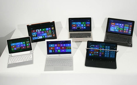 "The Philosophy Behind Windows 8, From One of Its Creators | L'impresa ""mobile"" 